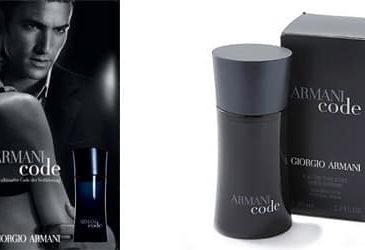 Giorgio Armani Armani Black Code Cologne