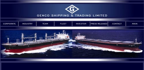 Genco Shipping & Trading to buy 16 vessels from Bourbon for $545 mln