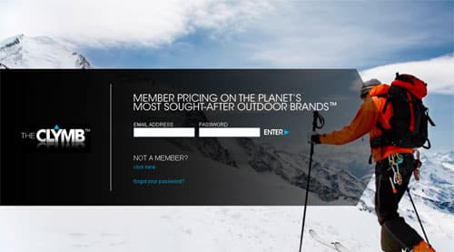 How The Clymb outdoor enthusiasts startup raises $2 million from J Allard and others?