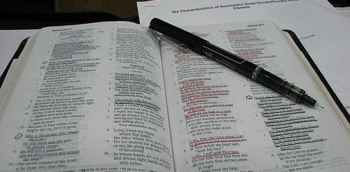 Weird bible verses