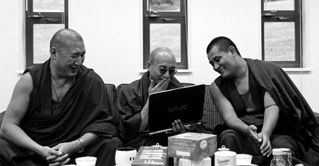 How Tibetans are embracing new social media practices?