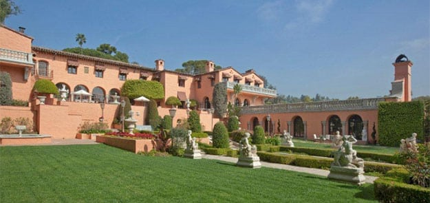 he Beverly House Ultra Luxurious Home, Mega Properties For Sale In American Luxury Real Estate Market.