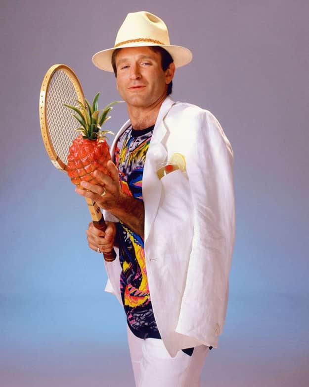 Robin Williams Model