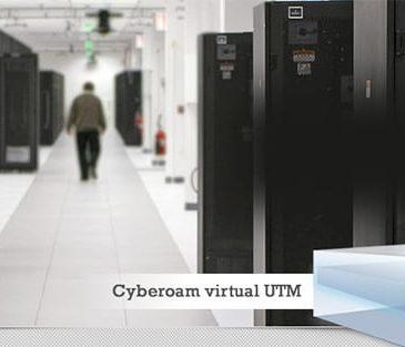 Cyberoam Unified threat management (UTM)