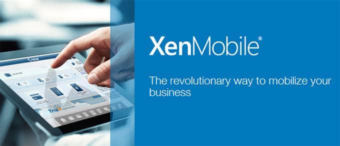 Citrix-XenMobile