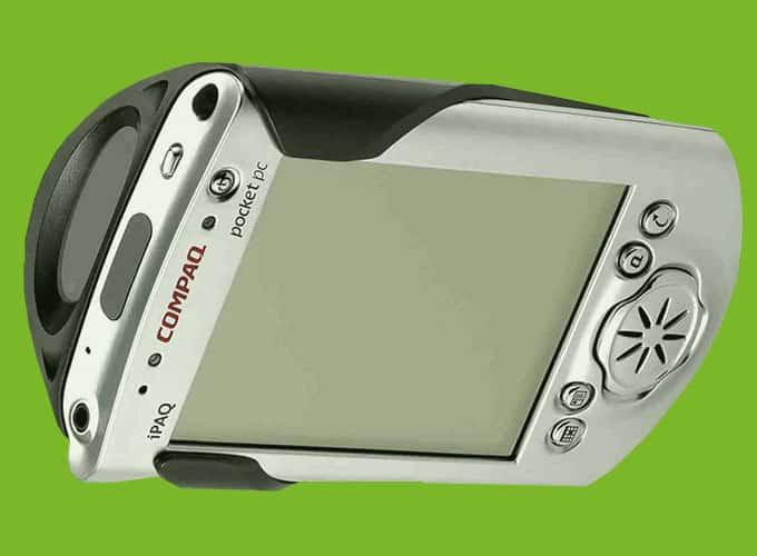 Compaq iPAQ Pocket PC