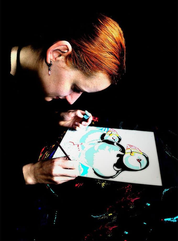 woman-art-people-job-colors-portrait-fun-hobby