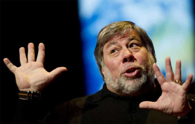 Steve Wozniak,Co-founder of Apple