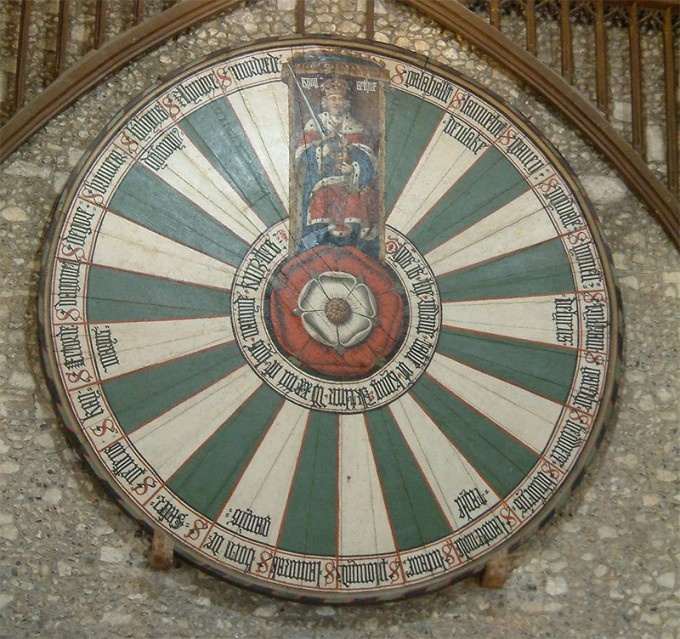 Round-Table-in-the-Grand-Hall-King-Arthur