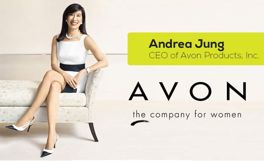 andrea jungs makeover of avon products