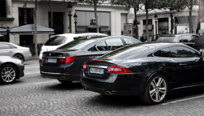 BMW-740-JAGUAR-XK