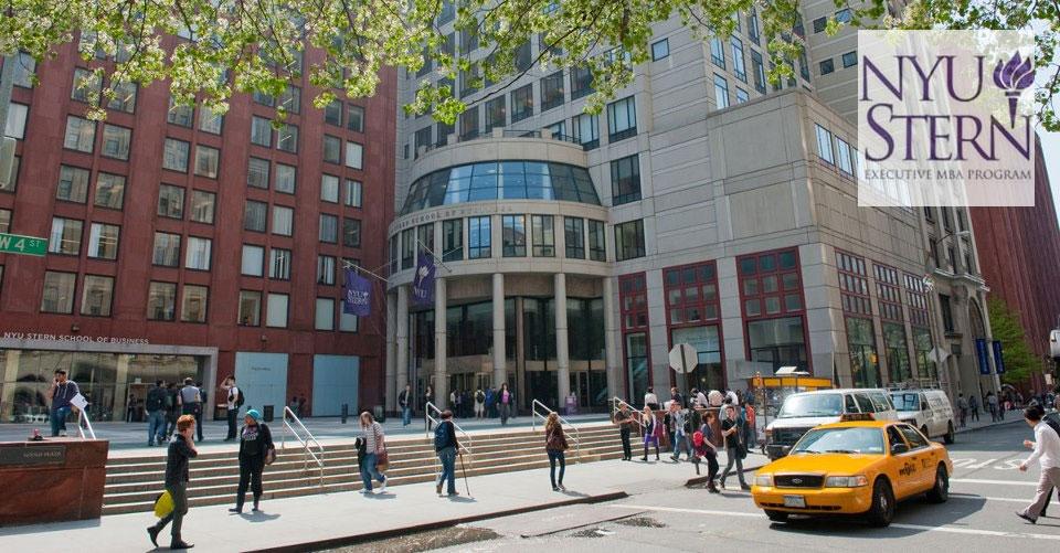 NYU Stern MBA Class Profile