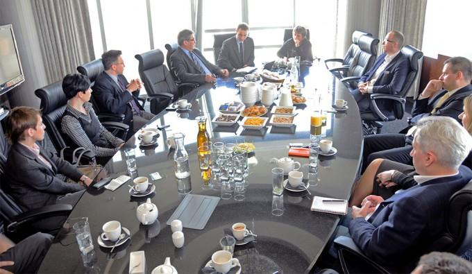 senior executives meeting ceoworld MAGAZINE