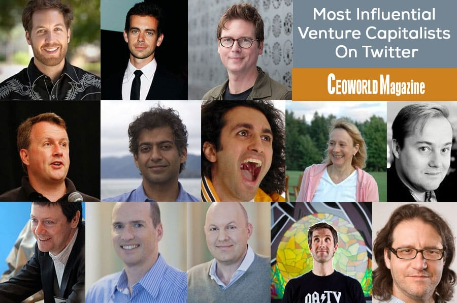 Who Are The Top Venture Capitalists Worth Following On Twitter?