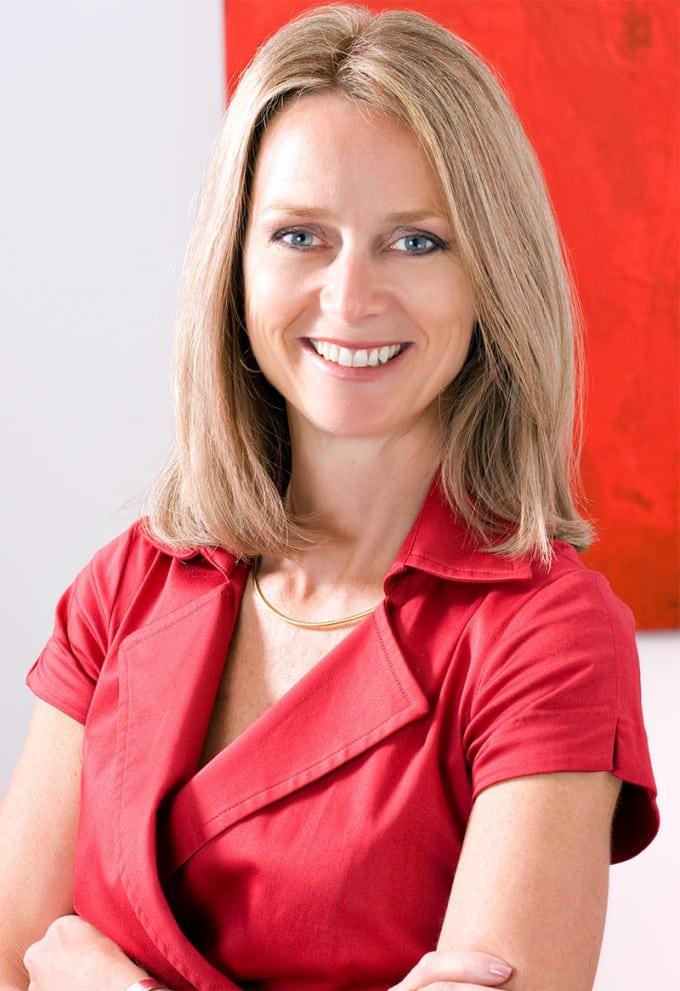 Naomi Simson, the founder of RedBalloon
