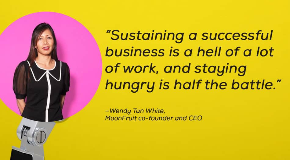 Wendy Tan White, MoonFruit co-founder and CEO