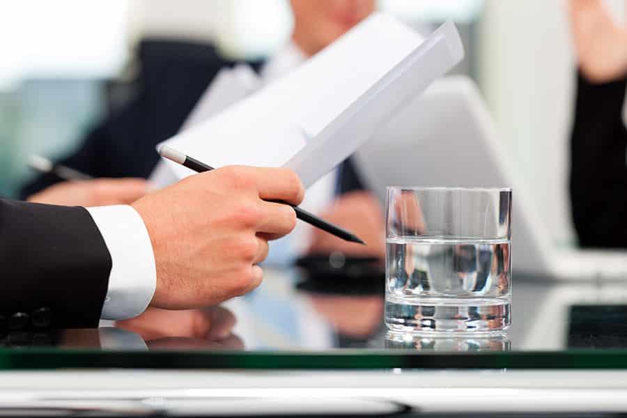 Business-Meeting-agenda