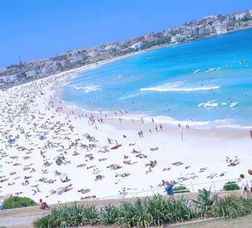 Bondi Beach or Bondi Bay (Sydney)