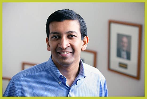 Raj Chetty Economist Harvard University