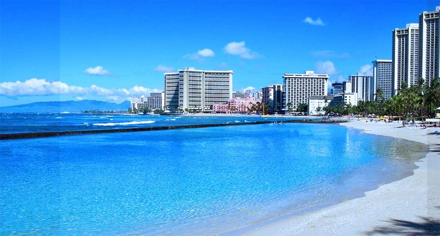 Waikiki-Beach-Honolulu