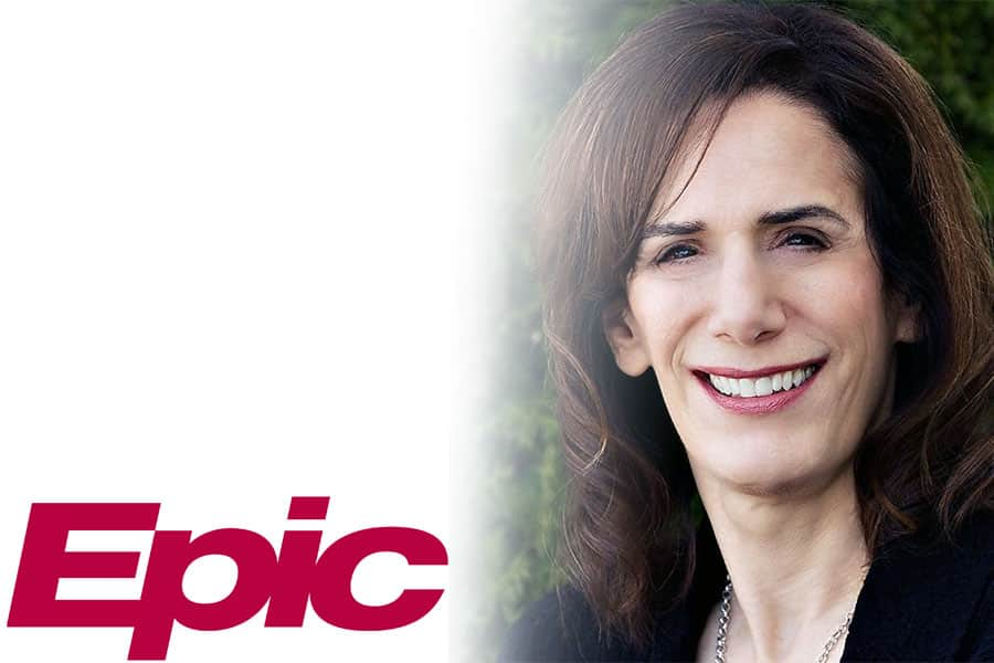 Judy Faulkner CEO and founder of Epic Systems