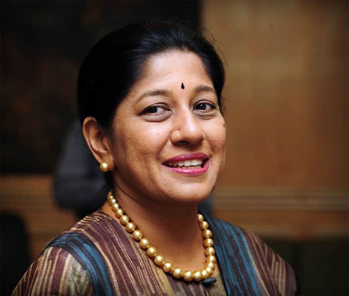 Mallika Srinivasan,CEO, TAFE