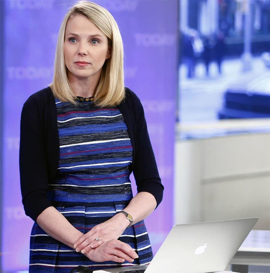 Marissa A. Mayer CEO Yahoo