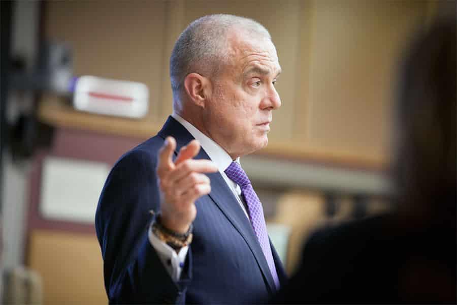 Mark T. Bertolini, CEO Aetna