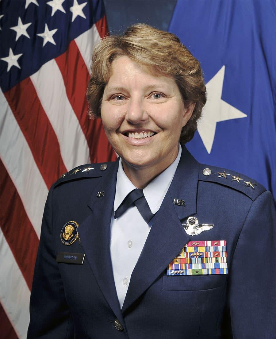 Michelle D. Johnson U.S. Air Force Academy