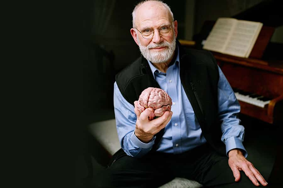 Oliver Sacks  NYU School of Medicine