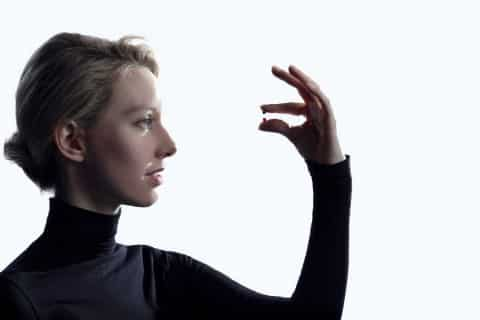 Theranos founder and CEO Elizabeth Holmes