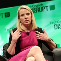 Yahoo! chief Marissa Mayer the third highest paid female executive in the United States