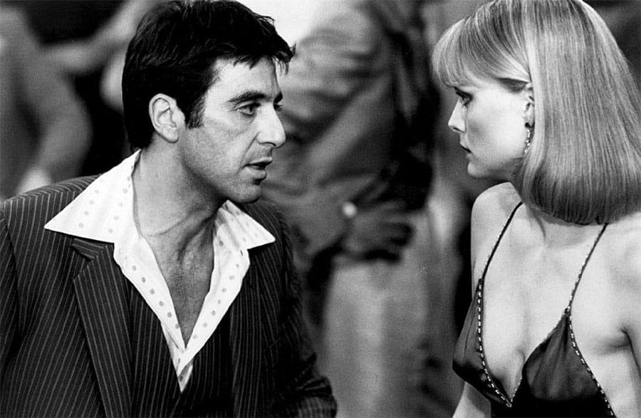 Al Pacino michelle pfeiffer