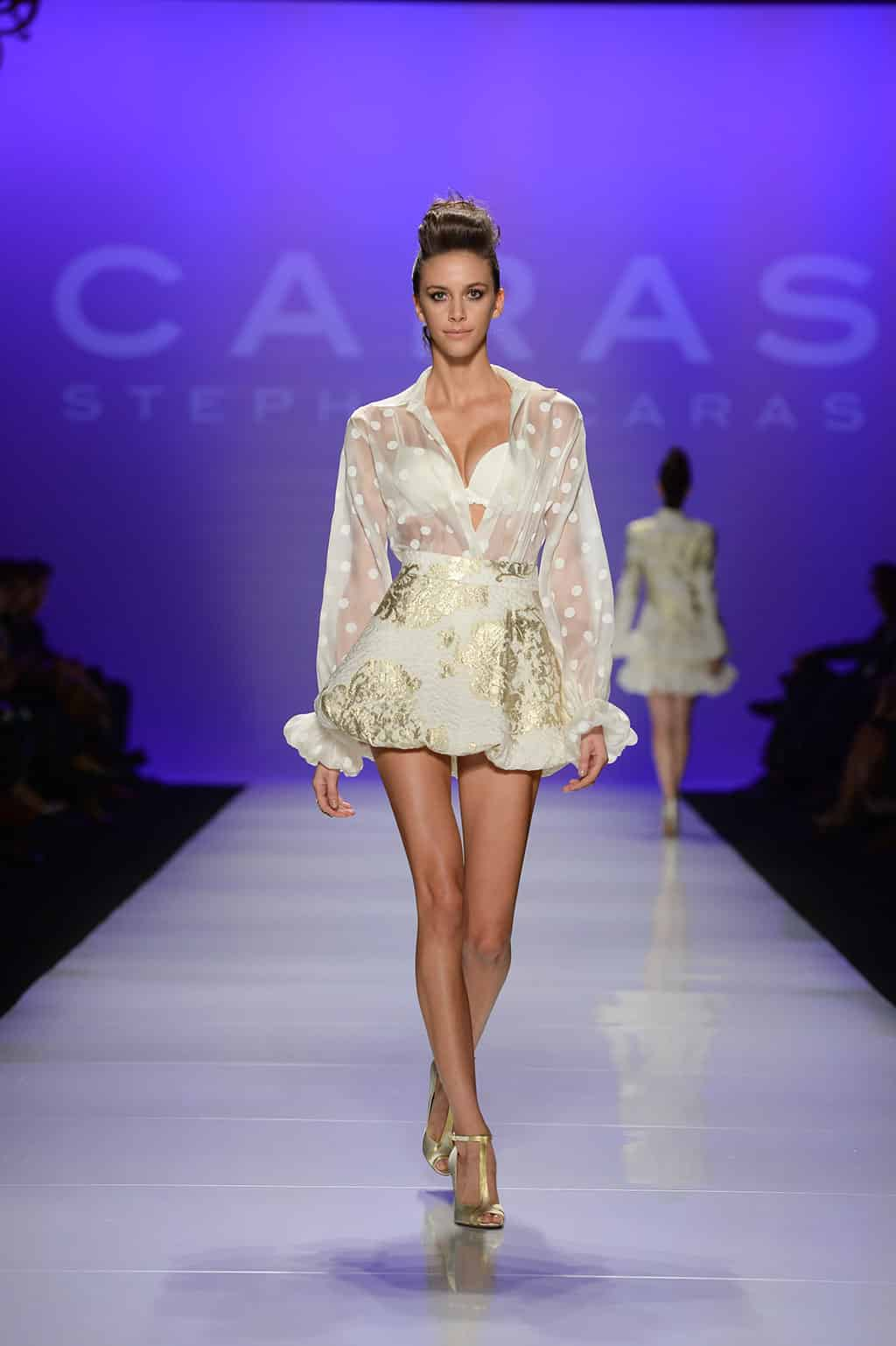 Fashion Model Stephan Caras Collection