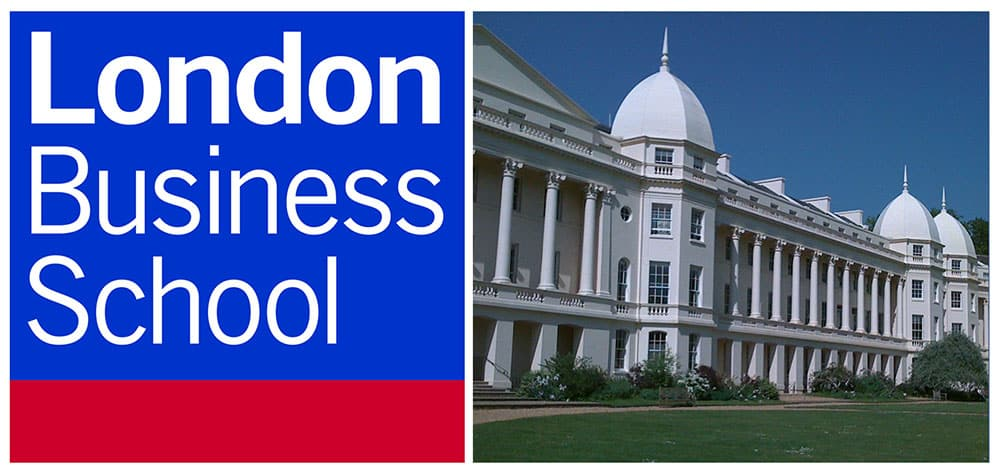 Top 81 European Business School: LBS tops Europe's Best Business School Rankings 2014