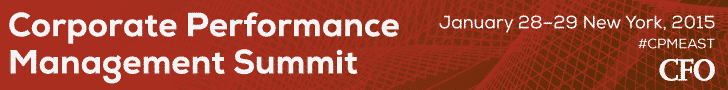 Corporate Performance Management Summit