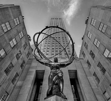 Atlas Statue - New York