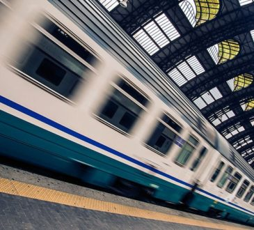 Central Station Milan, Italy