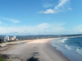 Coolangatta Beach, Coolangatta, Australia