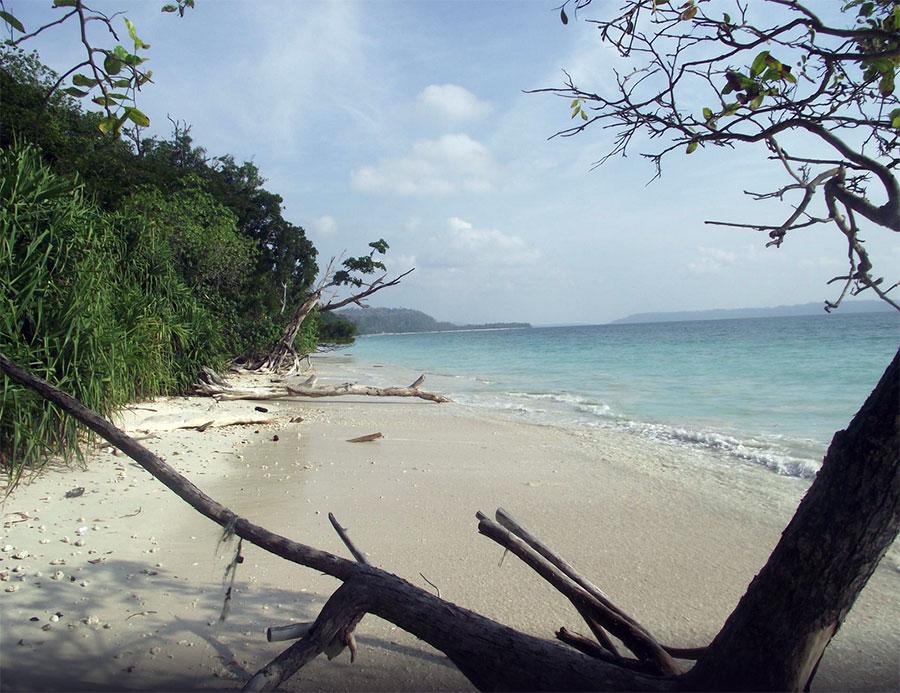 Kaala Pathar Beach india