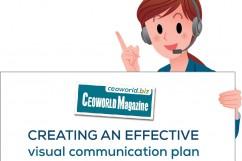 effective visual communication plan