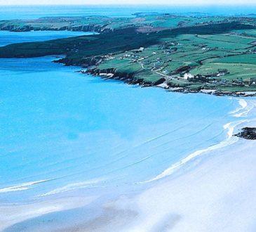 Inchydoney beach in West Cork voted the best beach in Ireland for 2015