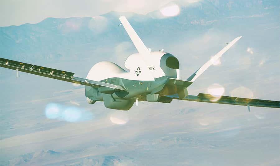 MQ-4C Triton, Northrop Grumman