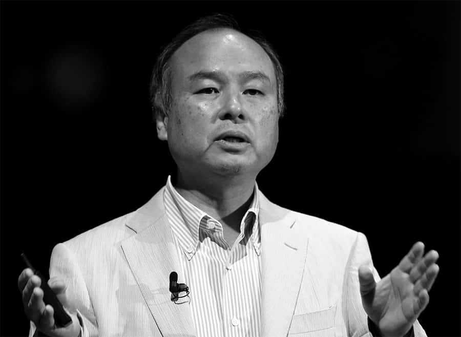 Masayoshi Son ranked No. 2 on the 2015 Japan's 50 Richest Person List