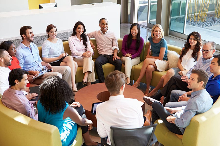Business Advantages of  Multicultural Workforce Teamwork and Communication
