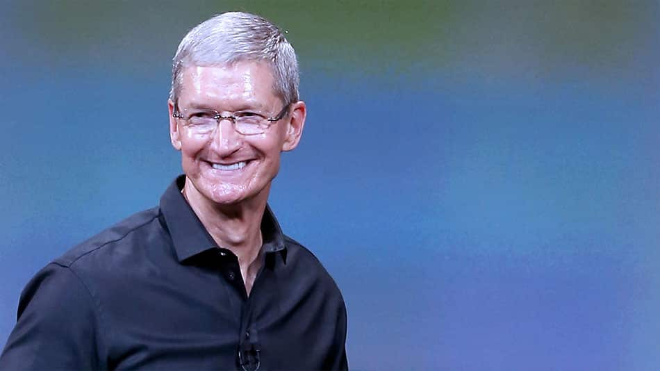 Tim Cook, CEO of Apple Inc