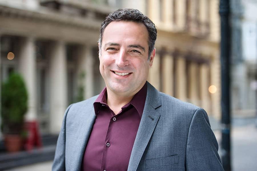 Mario Natarelli, Managing Partner at MBLM