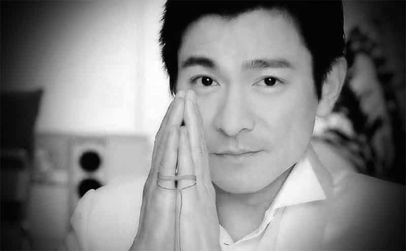 Andy Lau, Hong Kong screen star and heartthrob