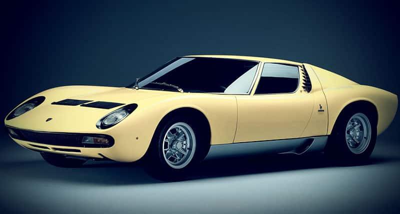 Lamborghini Miura 1966 1972