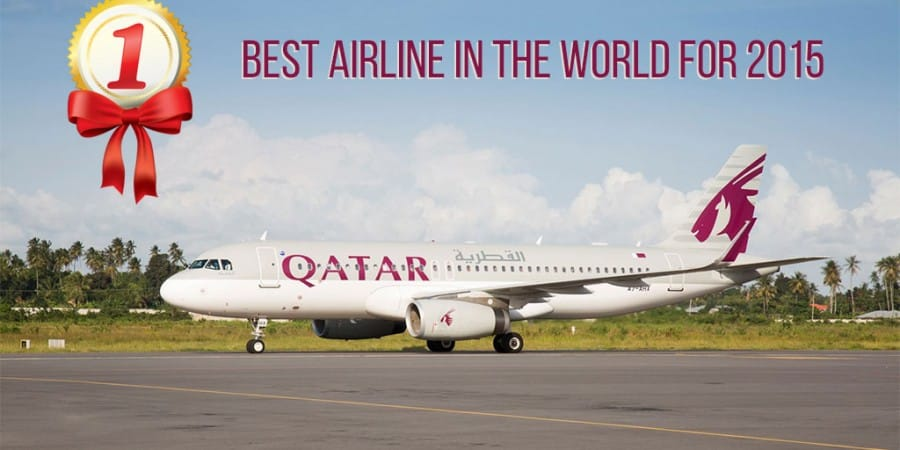The Top 12 Airlines In The World For 2015